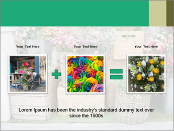 Flower Shop PowerPoint Templates - Slide 22