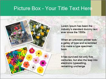 Flower Shop PowerPoint Templates - Slide 23