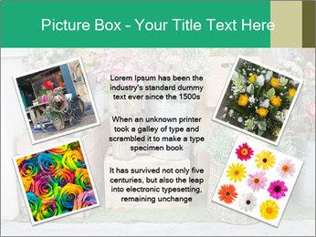 Flower Shop PowerPoint Templates - Slide 24