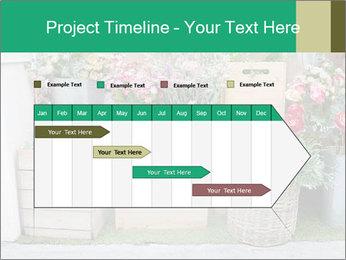 Flower Shop PowerPoint Templates - Slide 25