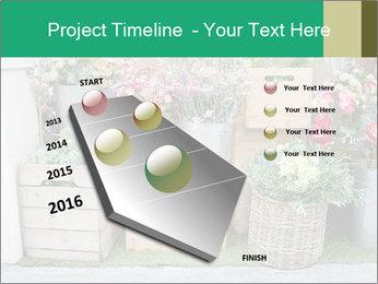 Flower Shop PowerPoint Templates - Slide 26