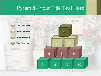 Flower Shop PowerPoint Templates - Slide 31