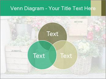 Flower Shop PowerPoint Templates - Slide 33