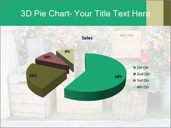 Flower Shop PowerPoint Templates - Slide 35