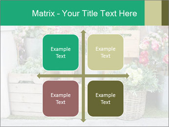 Flower Shop PowerPoint Templates - Slide 37