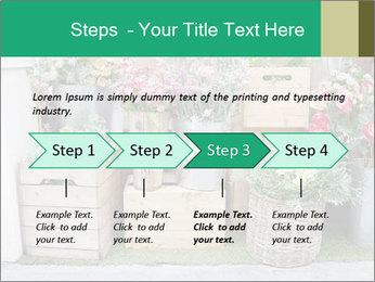 Flower Shop PowerPoint Templates - Slide 4