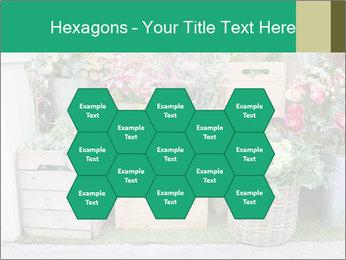 Flower Shop PowerPoint Templates - Slide 44