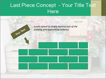 Flower Shop PowerPoint Templates - Slide 46