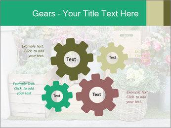 Flower Shop PowerPoint Templates - Slide 47