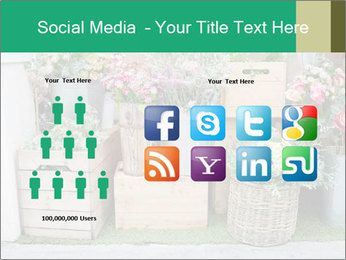 Flower Shop PowerPoint Templates - Slide 5