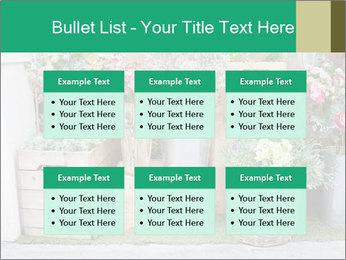 Flower Shop PowerPoint Templates - Slide 56