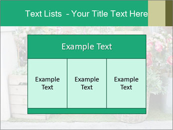 Flower Shop PowerPoint Templates - Slide 59