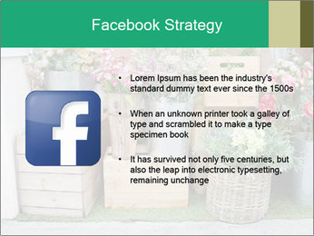 Flower Shop PowerPoint Templates - Slide 6