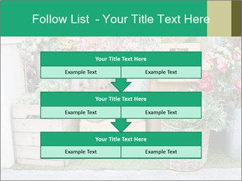 Flower Shop PowerPoint Templates - Slide 60