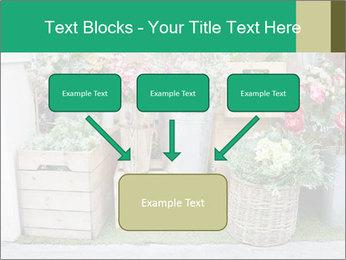 Flower Shop PowerPoint Templates - Slide 70