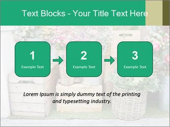 Flower Shop PowerPoint Templates - Slide 71