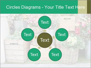 Flower Shop PowerPoint Templates - Slide 78