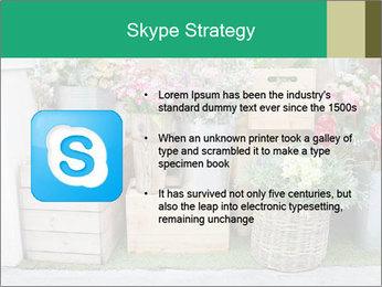 Flower Shop PowerPoint Templates - Slide 8