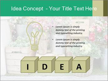 Flower Shop PowerPoint Templates - Slide 80