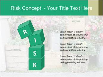 Flower Shop PowerPoint Templates - Slide 81