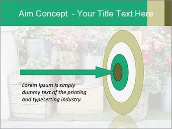 Flower Shop PowerPoint Templates - Slide 83