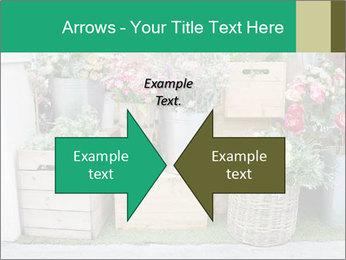 Flower Shop PowerPoint Templates - Slide 90
