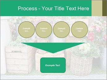 Flower Shop PowerPoint Templates - Slide 93