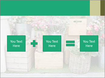 Flower Shop PowerPoint Templates - Slide 95