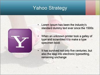 Foot stuck PowerPoint Templates - Slide 11