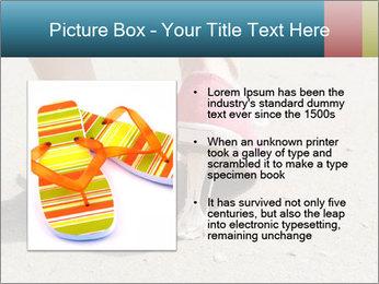 Foot stuck PowerPoint Templates - Slide 13