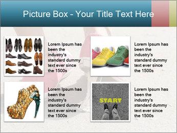 Foot stuck PowerPoint Templates - Slide 14