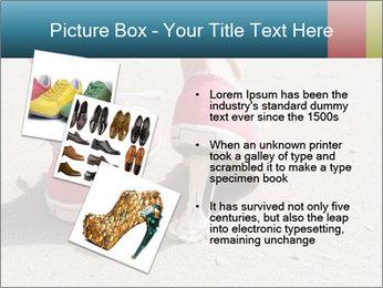 Foot stuck PowerPoint Templates - Slide 17