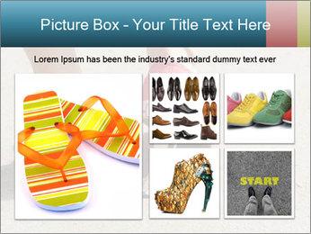 Foot stuck PowerPoint Templates - Slide 19