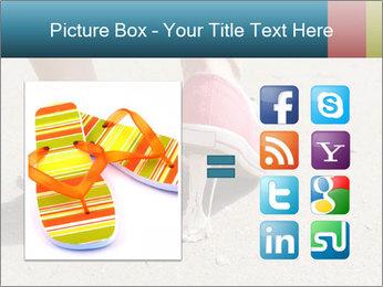 Foot stuck PowerPoint Templates - Slide 21