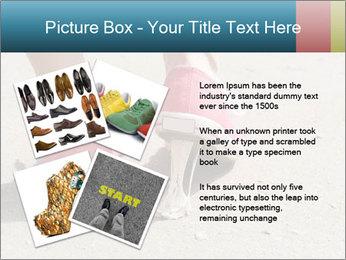 Foot stuck PowerPoint Templates - Slide 23