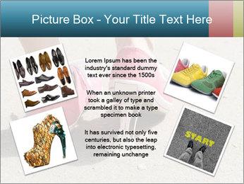 Foot stuck PowerPoint Templates - Slide 24