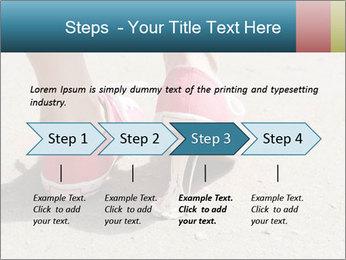 Foot stuck PowerPoint Templates - Slide 4