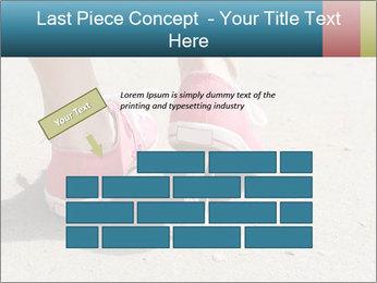 Foot stuck PowerPoint Templates - Slide 46