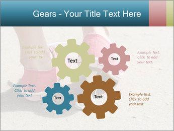 Foot stuck PowerPoint Templates - Slide 47