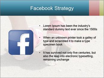 Foot stuck PowerPoint Templates - Slide 6