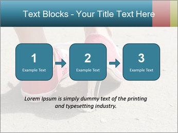 Foot stuck PowerPoint Templates - Slide 71