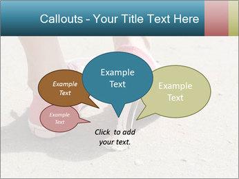 Foot stuck PowerPoint Templates - Slide 73