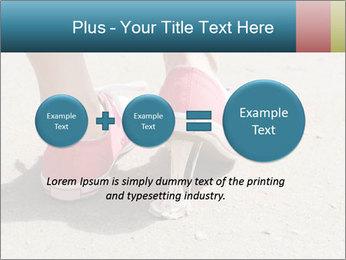 Foot stuck PowerPoint Templates - Slide 75