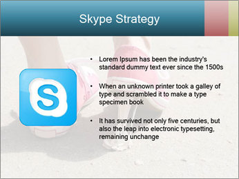 Foot stuck PowerPoint Templates - Slide 8