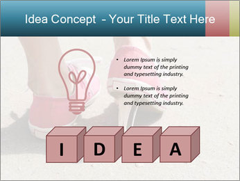 Foot stuck PowerPoint Templates - Slide 80