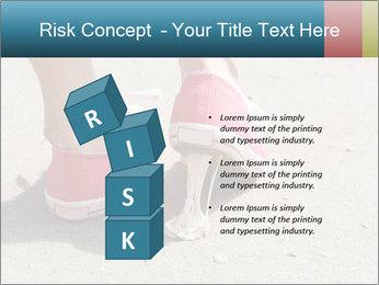 Foot stuck PowerPoint Templates - Slide 81
