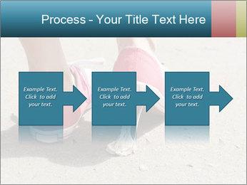Foot stuck PowerPoint Templates - Slide 88