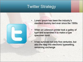 Foot stuck PowerPoint Templates - Slide 9