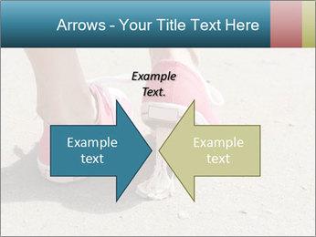 Foot stuck PowerPoint Templates - Slide 90