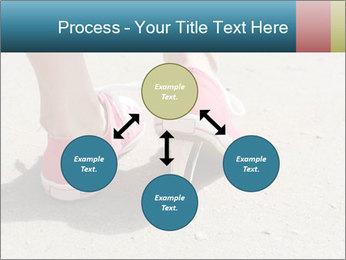 Foot stuck PowerPoint Templates - Slide 91